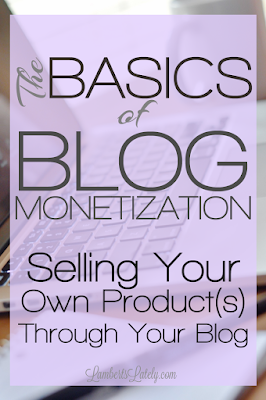 This is an incredibly detailed post on how you can sell your own digital products from your blog!  This blogger includes resources she uses to market and how she processes payments.  Awesome resource!