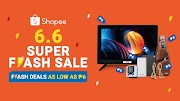 Amazing products you can buy for only ₱6 at the Shopee 6.6 Super Flash Sale!