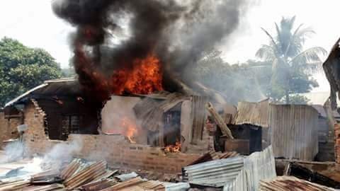 Scores killed, 30 houses razed as another Benue community comes under heavy attack