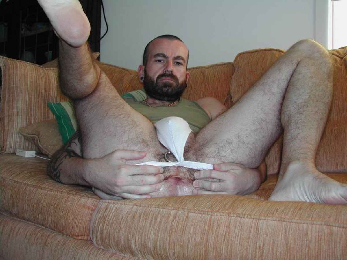 fisting bear hairy gay