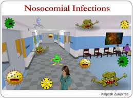 The term hospital infection, hospital-acquired infection