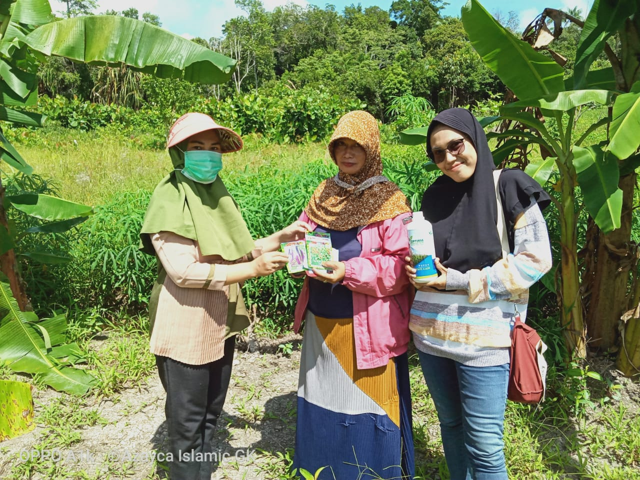 Hadir di Kabupate Natuna, HKTI Perempuan Akan Konsisten Memperhatikan Nasib Perempuan Tani