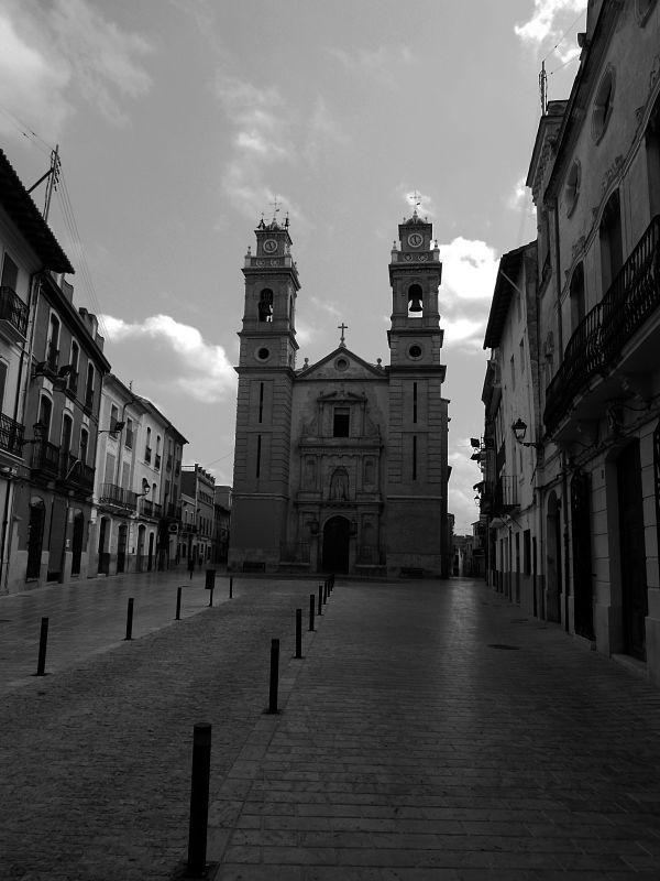 Fotografías Propias : Canals 2017. Fotografías en Blanco y Negro. Serie I