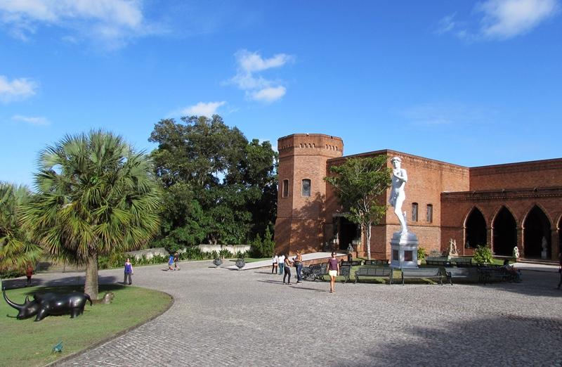 Instituto Ricardo Brennand - Recife, preço, horários, como chegar