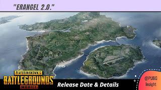 Erangel 2.0 Map - PUBG Mobile