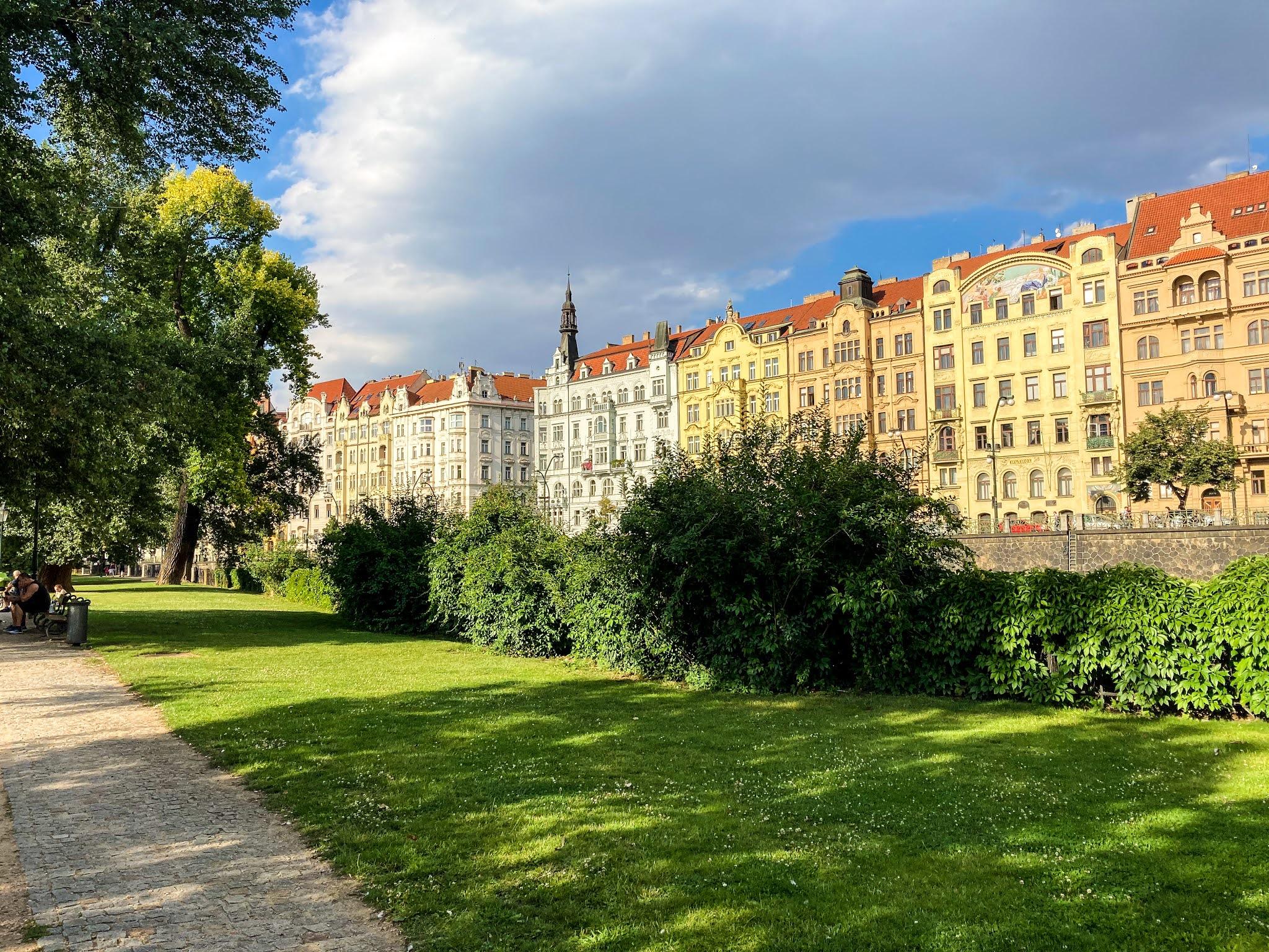 Praga nad Wełtawą