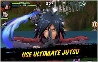 Naruto X Boruto Ninja Voltage Apk Terbaru