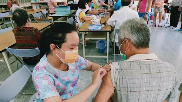 公費流感疫苗開放全民接種 彰化免費進駐職場團體服務