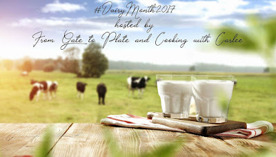 Celebrate National Dairy Month with recipes for food bloggers across the United States #dairymonth #dairymonth2017