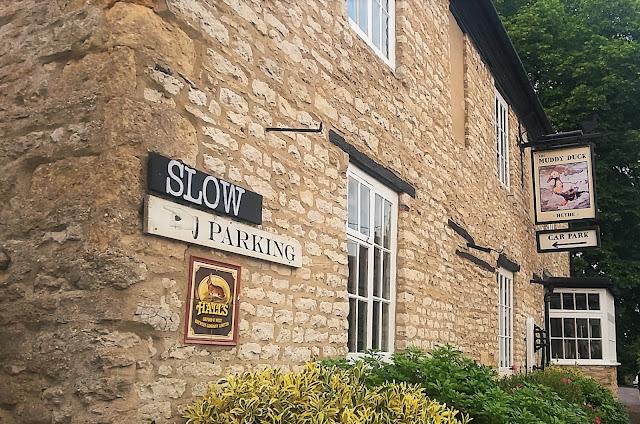 Dove mangiare in Inghilterra: il Muddy Duck