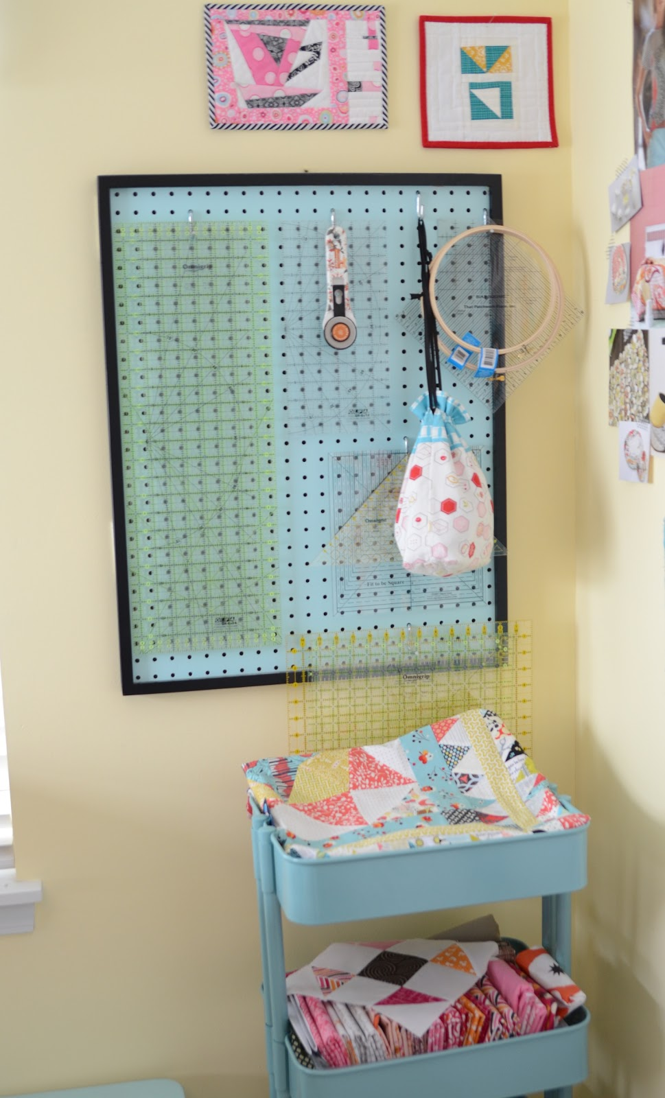 Sewing Room Designs