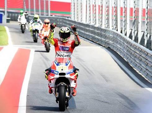 Hasil MotoGP Austria 2016 Klasemen Sementara