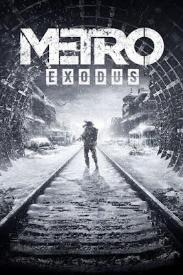 Capa do Metro: Exodus