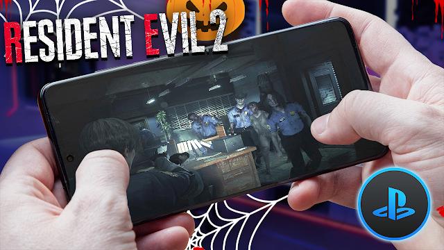 Resident Evil 2 (Versión Leon) Para Teléfonos Android
