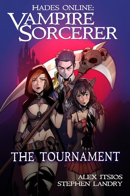 Vampire Sorcerer 2: The Tournament Featured Image