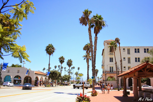M-ii Photo : Highway #1 Californie - Santa Barbara