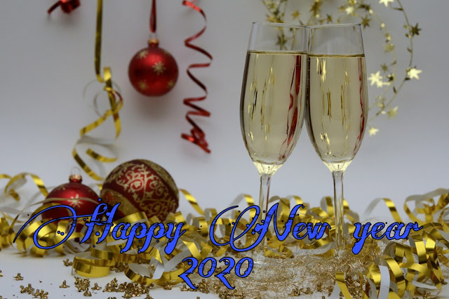 Happy new year images with name