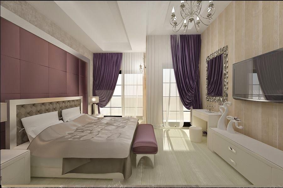 amenajare dormitor casa de lux