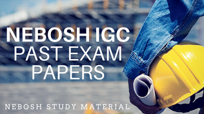 NEBOSH IGC Study Notes PDF FREE Download