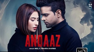 Andaaz Lyrics - Miel Ft. Mahira Sharma