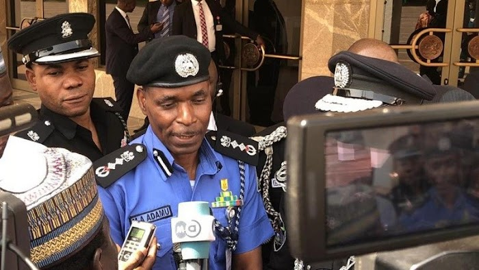 PLANNED ''REVOLUTION'' MARCH, A TREASONABLE FELONY – IGP WARNS