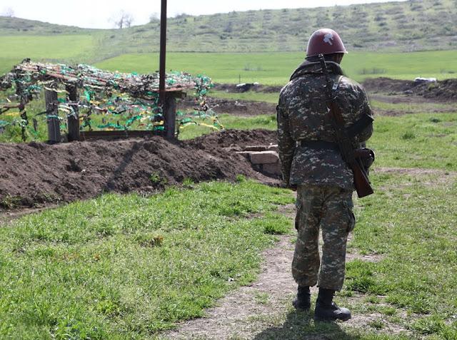Aumenta en un año 26% el gasto militar de Armenia