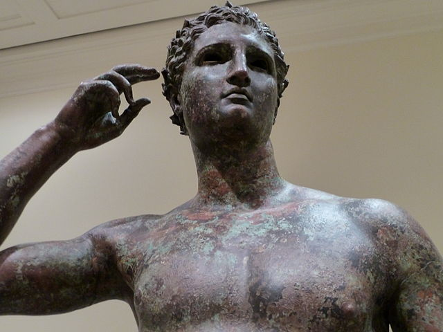 Getty Museum refuses to return Lysippos statue to Italy