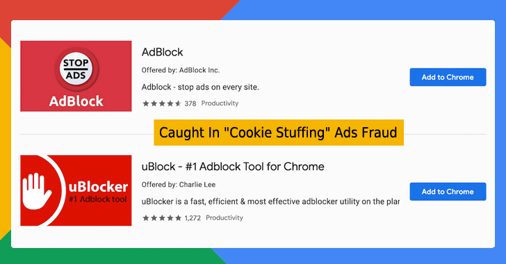 google chrome extension adblock