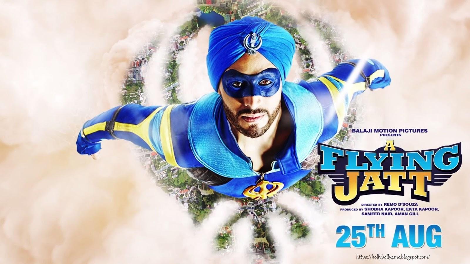 A Flying Jatt 2016 Full Movie Hollybolly4me Holly Bolly 4 Me