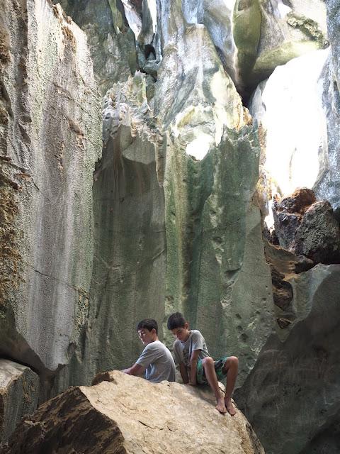 Cueva de Cudugnon en El Nido (Palawan)