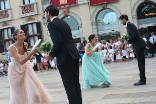 Ball d'emocions per Santa Cristina, Festa Major de Lloret 2017