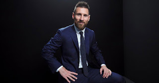 Leo Messi second footballer after Cristiano Ronaldo to become billionaire