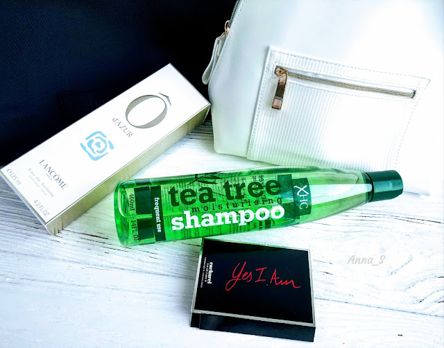 аксессуары, Ô d'Azur, notino.ua, Lancome, Cacharel, покупки, xhc, shopping, шампунь, parfum, аромат,