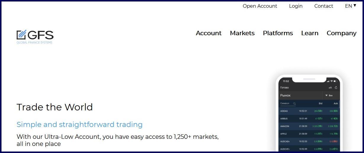 Мошеннический сайт globalfinancesystems.com – Отзывы, развод. Компания Global Finance Systems мошенники
