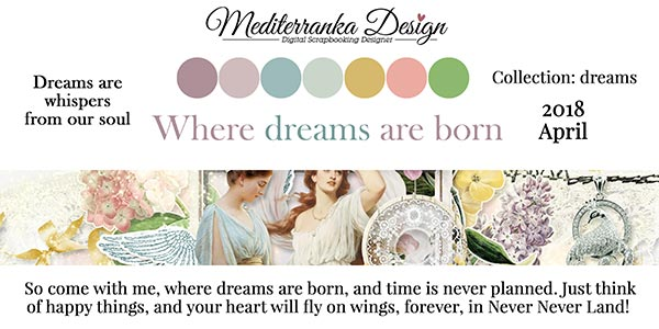 WHERE DREAMS ARE BORN + CHANCE TO WIN + FREE QUICK PAGE