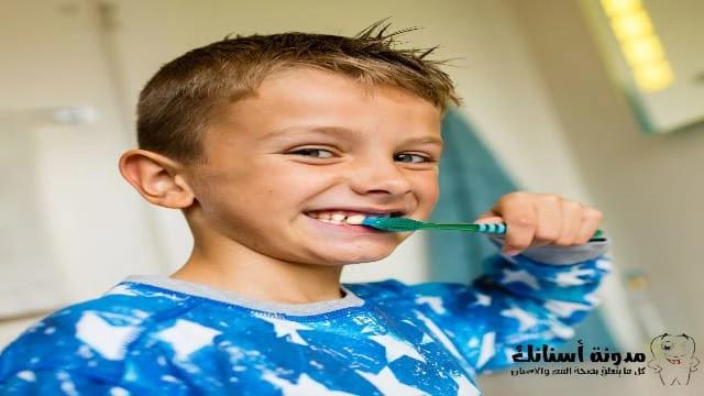 أسباب وعلاج سواد اأاسنان عند الاطفال الرضع (تسوس الأسنان المستشري).