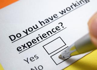 pengalaman kerja