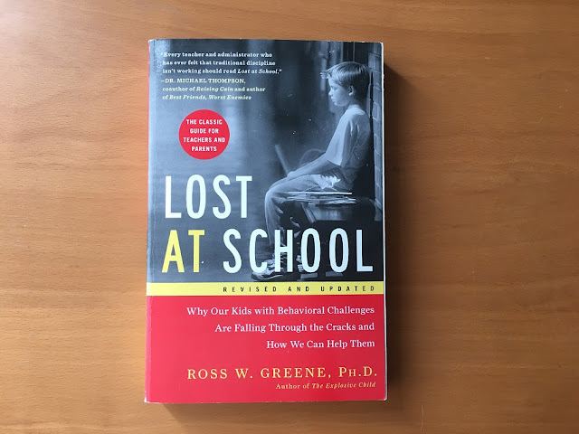 lost at school book cover