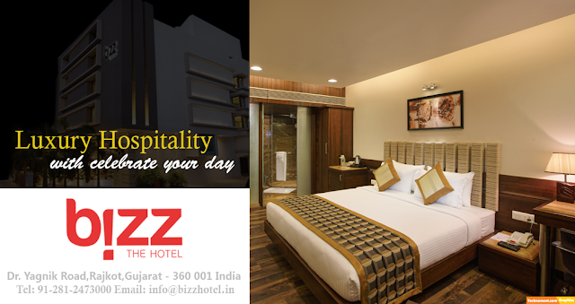 Luxurious Hotels in Rajkot
