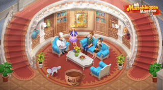ألعاب ديكور جديدة - لعبة قصر ماتشينجتون: ماتش-3