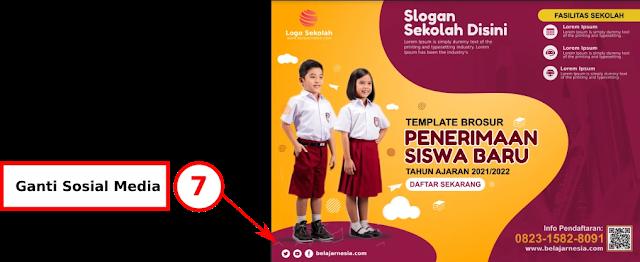 Download Brosur Penerimaan Siswa baru Sekolah Dasar