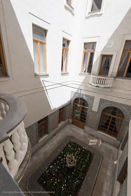 Ливадийский дворец. Интерьеры.