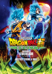 Peliculas Dragon Ball Super