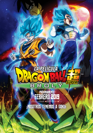 Peliculas Dragon Ball Super