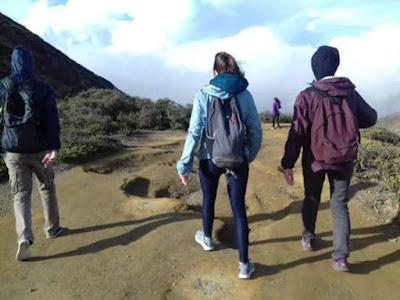 Ijen Mountain in Banyuwangi