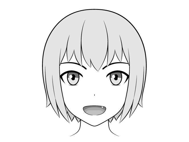 Gambar anime satu gigi mencuat