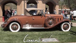 1930 Cadillac V16 Roadster Style No 4302