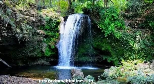 Corbett Falls, Ramnagar