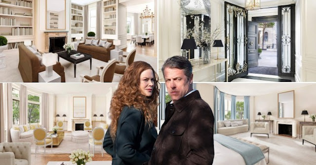 the undoing la casa in cui vive Nicole Kidman case della serie televisiva undoing dove vive Nicole Kidman nella serie undoing home design the undoing mariafelicia magno colorblock by felym blogger italiane blog interior design