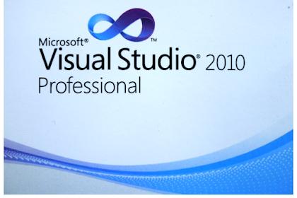 Donwload Software Microsoft Visual Studio 2010